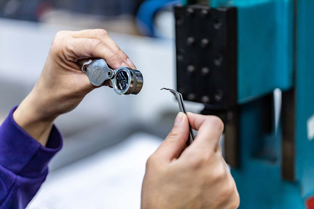 Component inspection