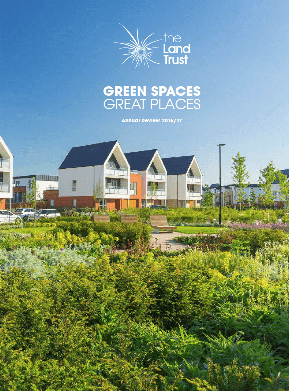 the Land Trust Annual Review 2016-17