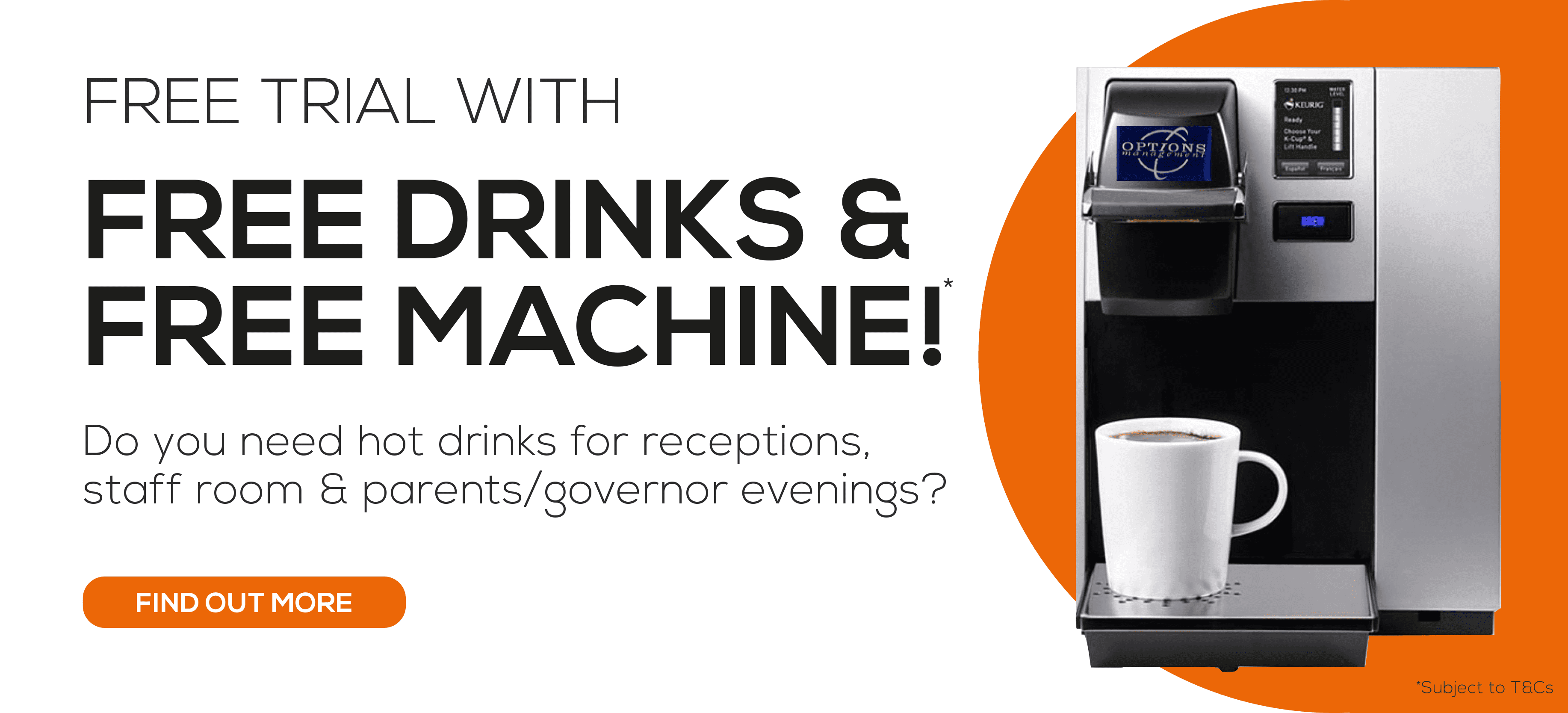 free drinks machine
